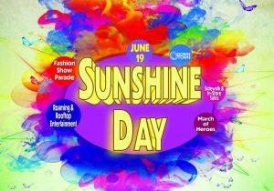 Sunshine Day June 19 Downtown Vernon